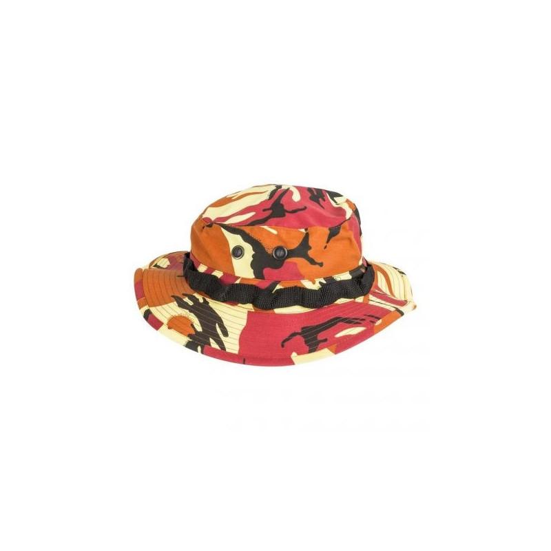 M-Tramp Boonie šešir | red camo