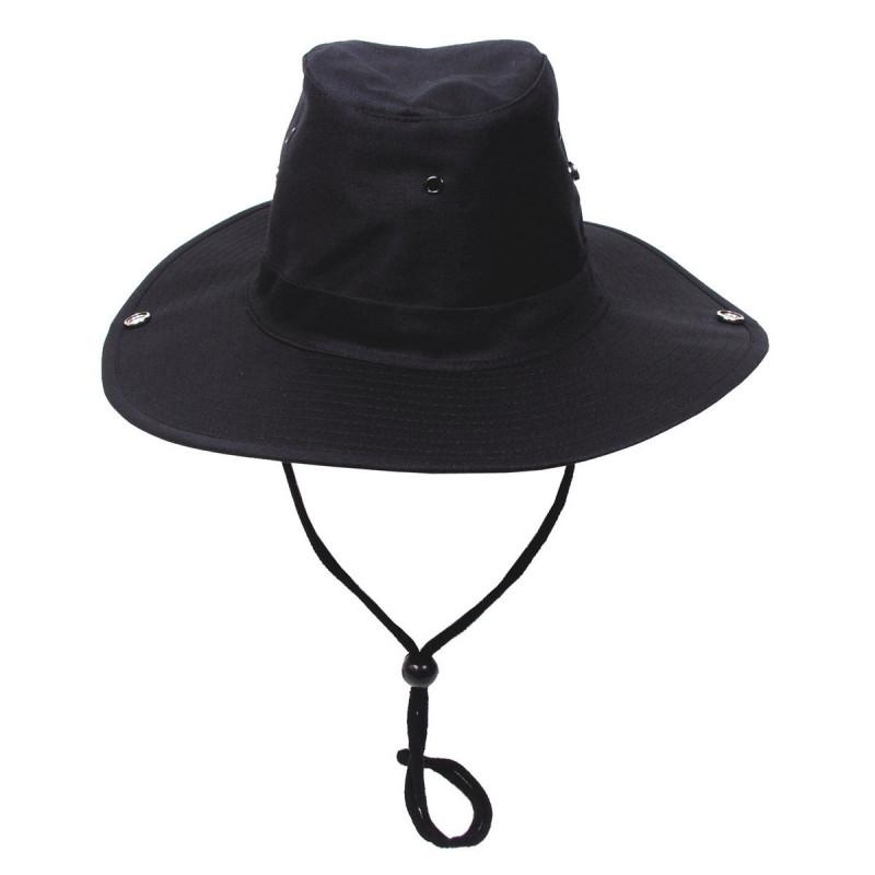 MFH Bush šešir | crni
