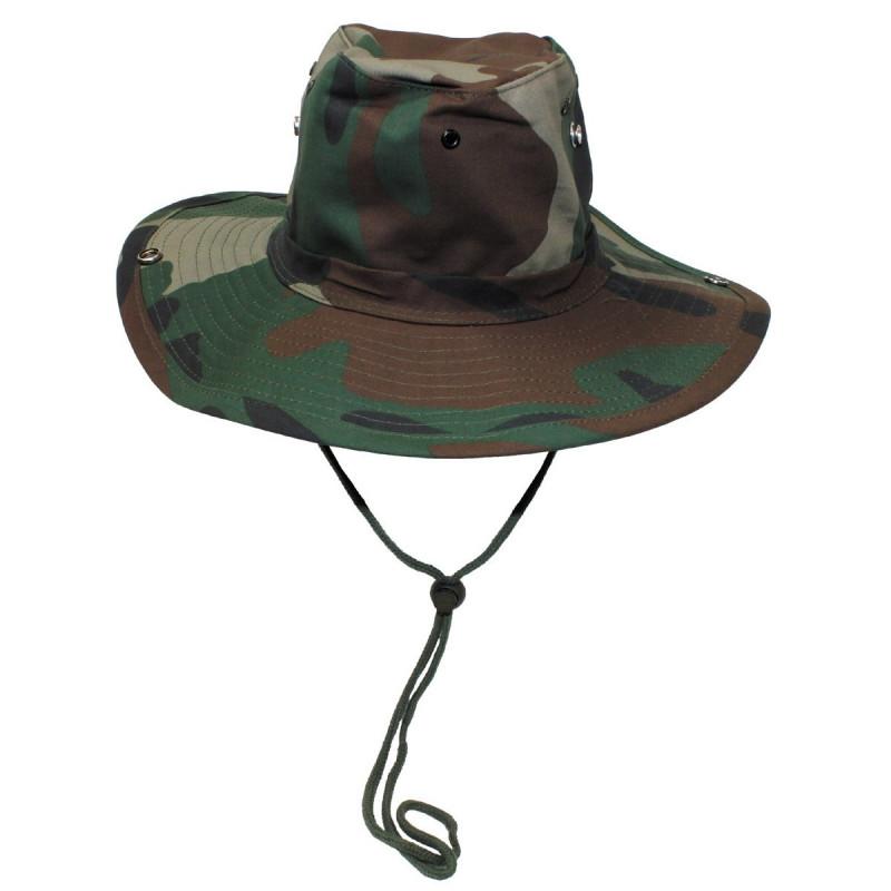 MFH Bush šešir | Woodland