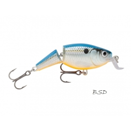 Rapala Jointed Shallow Shad Rap vobleri | 7cm