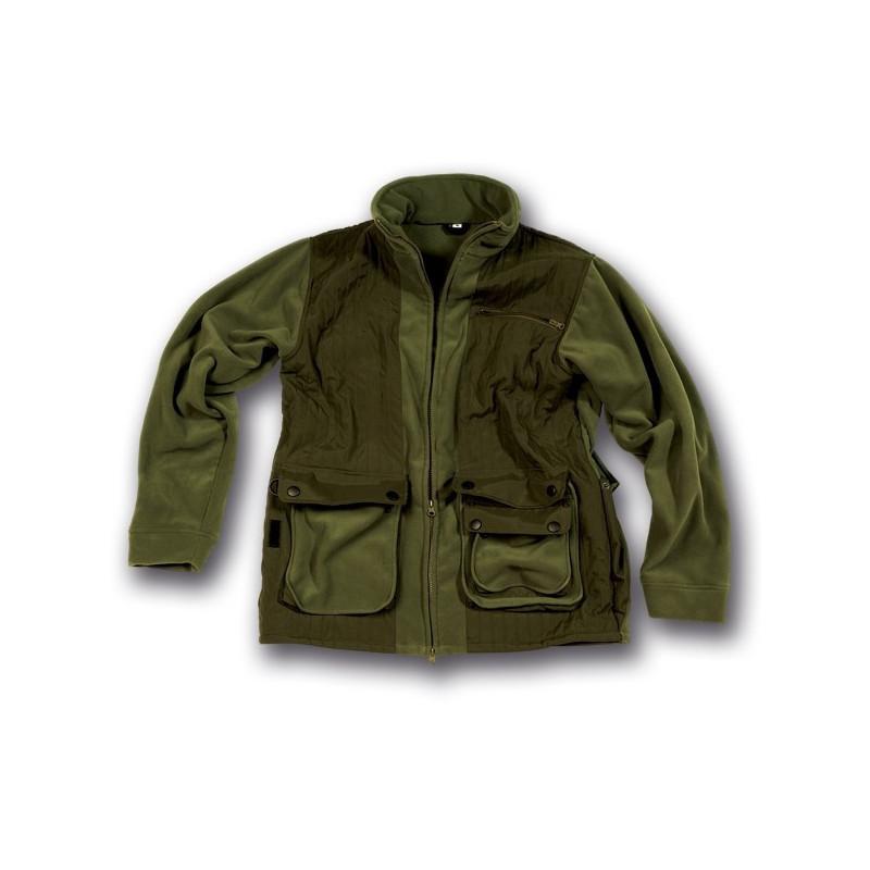 Patton Fleece jakna   zelena