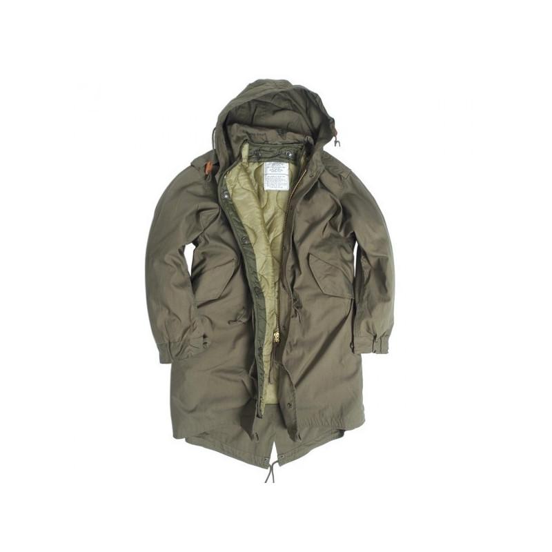 Mil-tec USA M51 Futer jakna | zelena