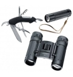 Alpina Sport set | dalekozor, nož, lampa