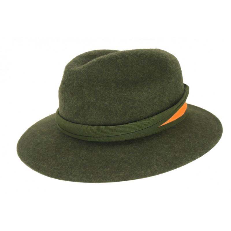 Lovački šešir sa preklopivom markirnom trakom
