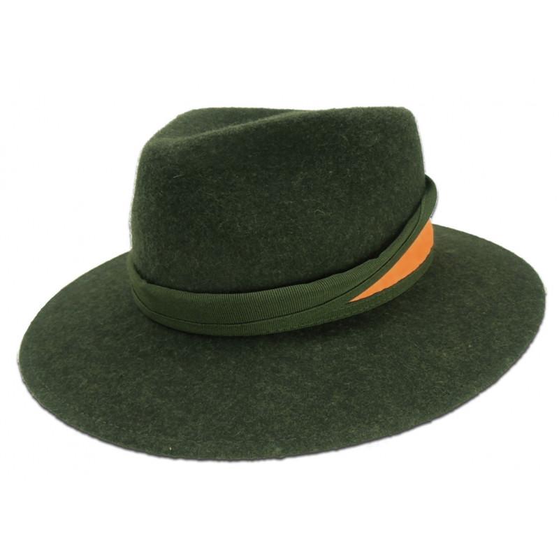 Lovački šešir sa markirnom trakom 004