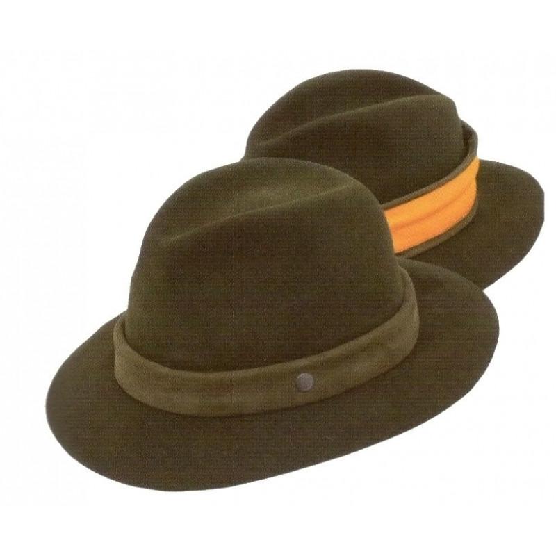 Lovački šešir sa markirnom trakom 979