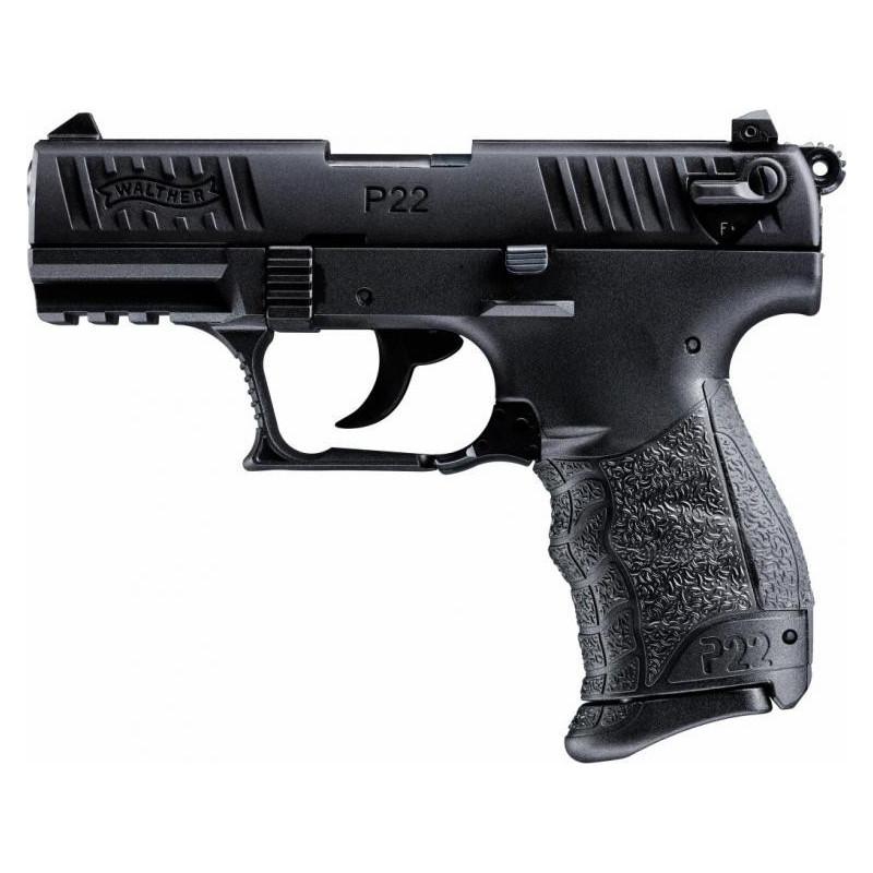 Plinski pištolj Walther P22Q