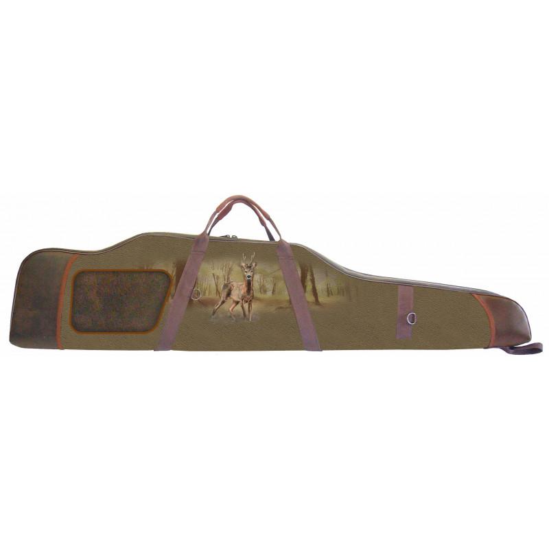 WildZone Torba za pušku 128x30x7cm | motiv srnjaka