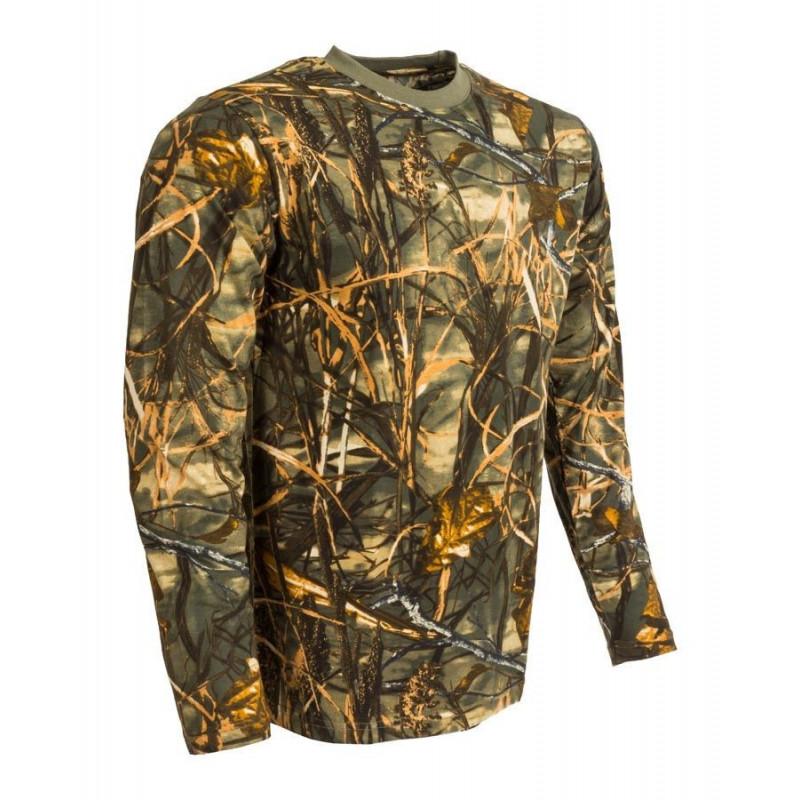 Majica dugi rukav Hardwood Orange