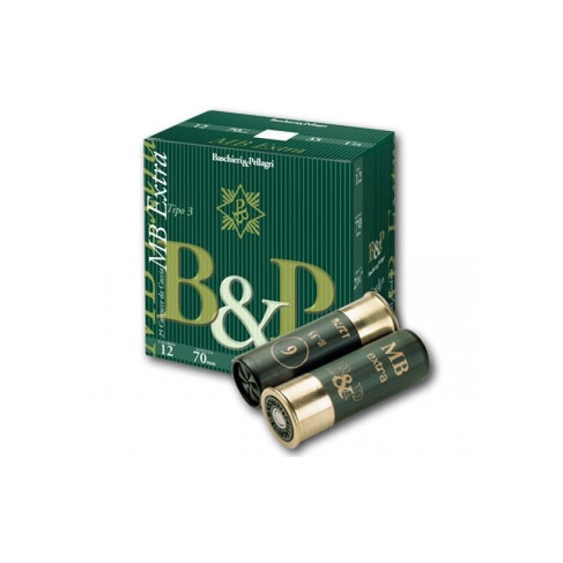 B&P sačmeno streljivo 12 cal. / 16 cal.