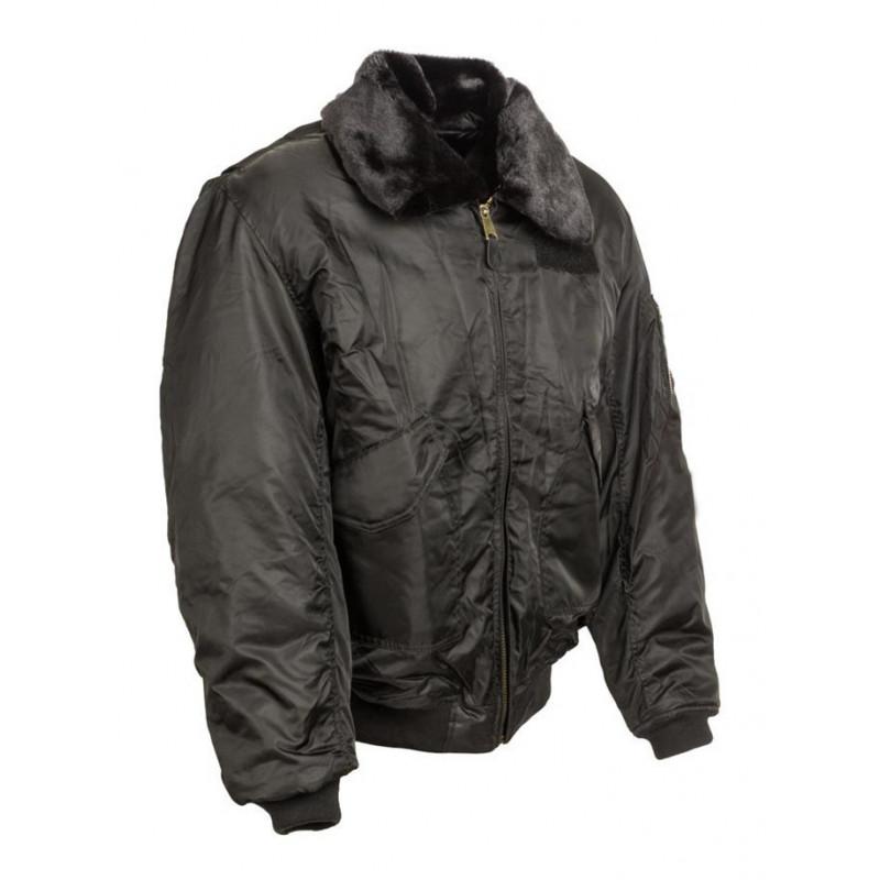 M-Tramp CWU jakna | krznena kragna