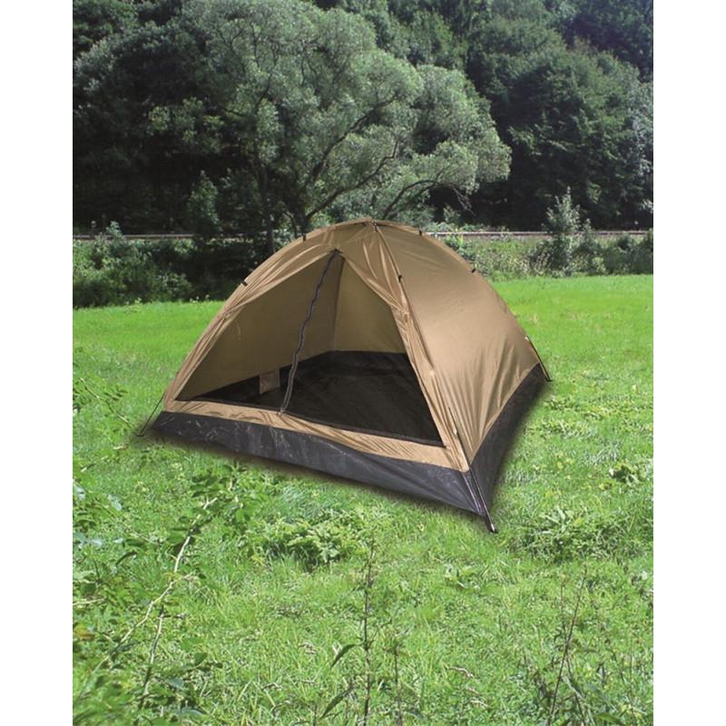 Mil-tec Coyote Iglu šator za 2 osobe | 205x145x100cm