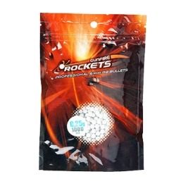Rockets Airsoft kuglice 1kg | 0.25g