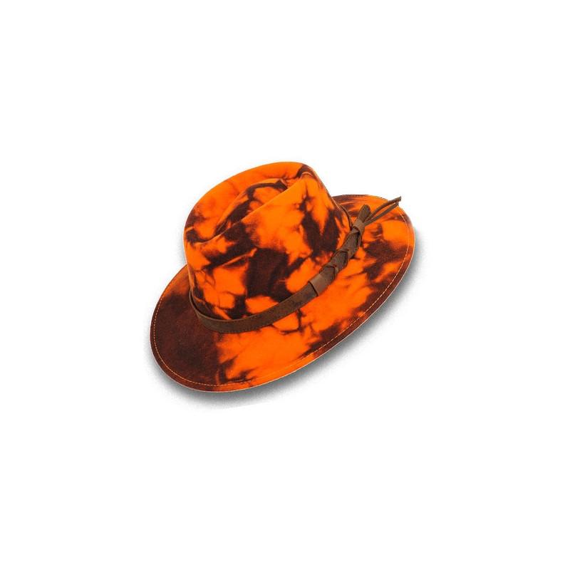 Lodenhut Narančasti obilježavajući šešir