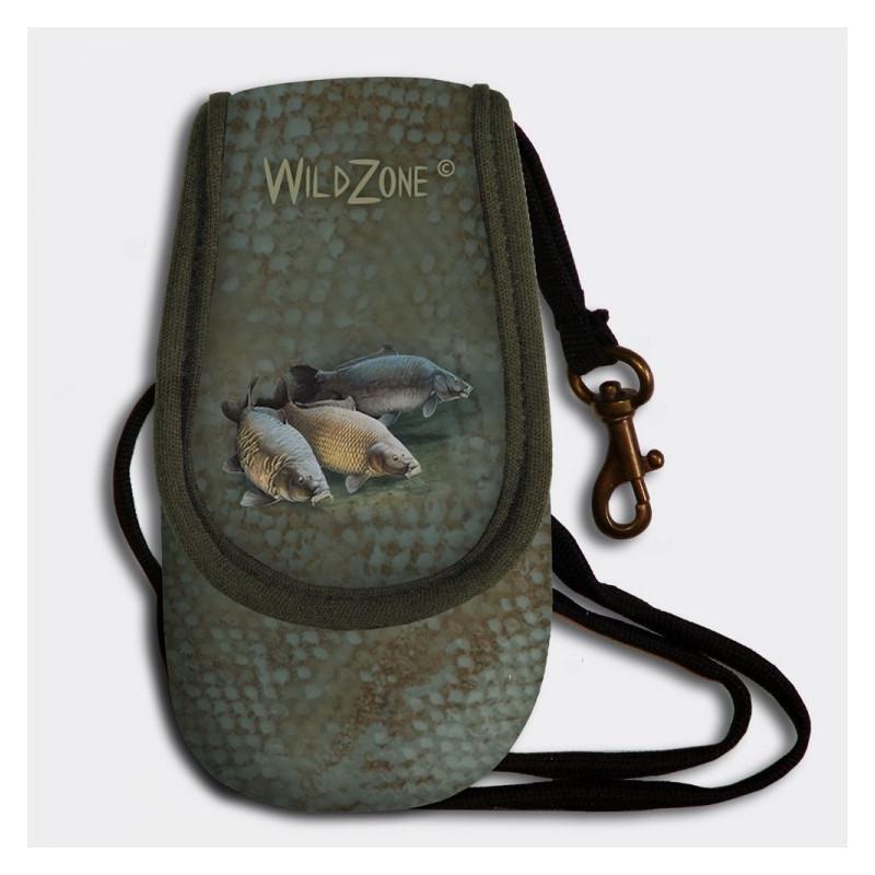 Wildzone Futrola za mobitel 11x5x2cm | ribe