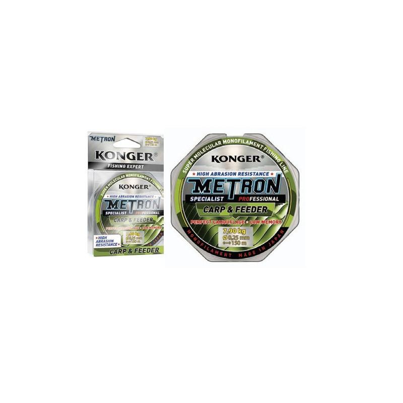 Konger Metron Specialist Pro Carp&Feeder najlon | 150m