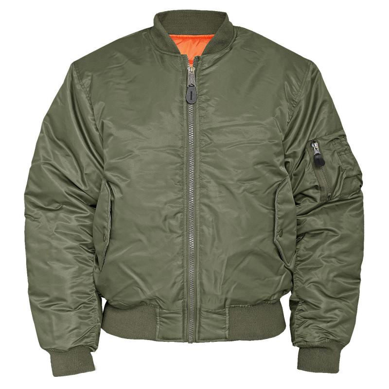 Mil-tec US MA1® STYLE Flight jakna