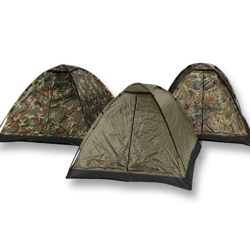 Mil-tec Iglu šator zeleni | 2 osobe