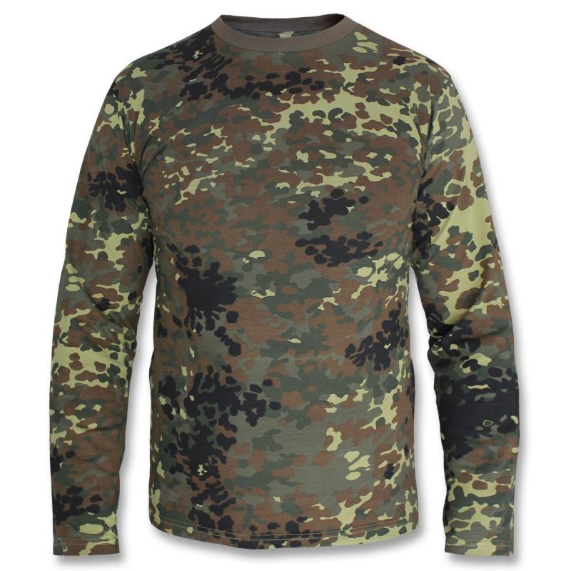 Mil-tec Flecktarn majica dugih rukava
