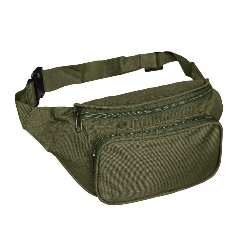 Mil-tec Fanny Pack pojasna torbica | zelena