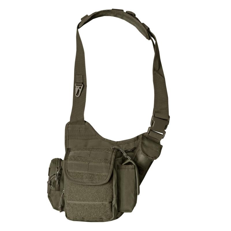 Mil-tec Sling torbica na rame | zelena