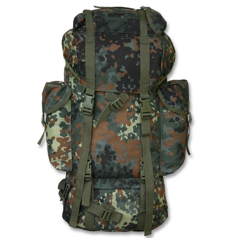 Mil-tec BW 35L ruksak | flecktarn
