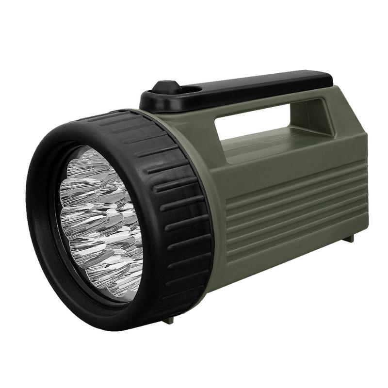 Mil-tec 19LED (4D) lampa / reflektor | zelena