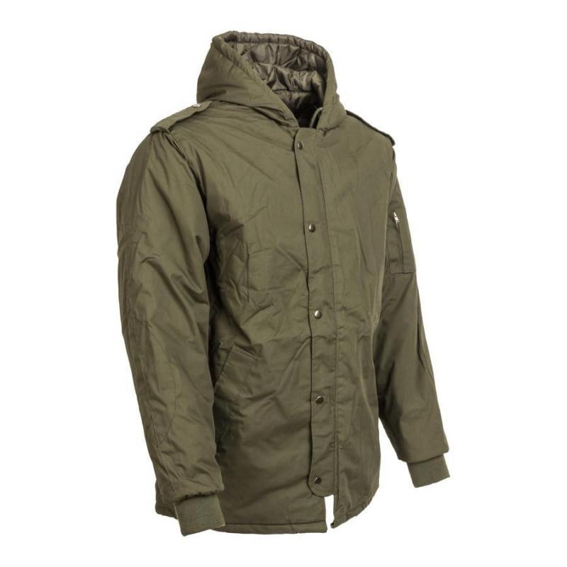 M-Tramp Dubon jakna   zelena