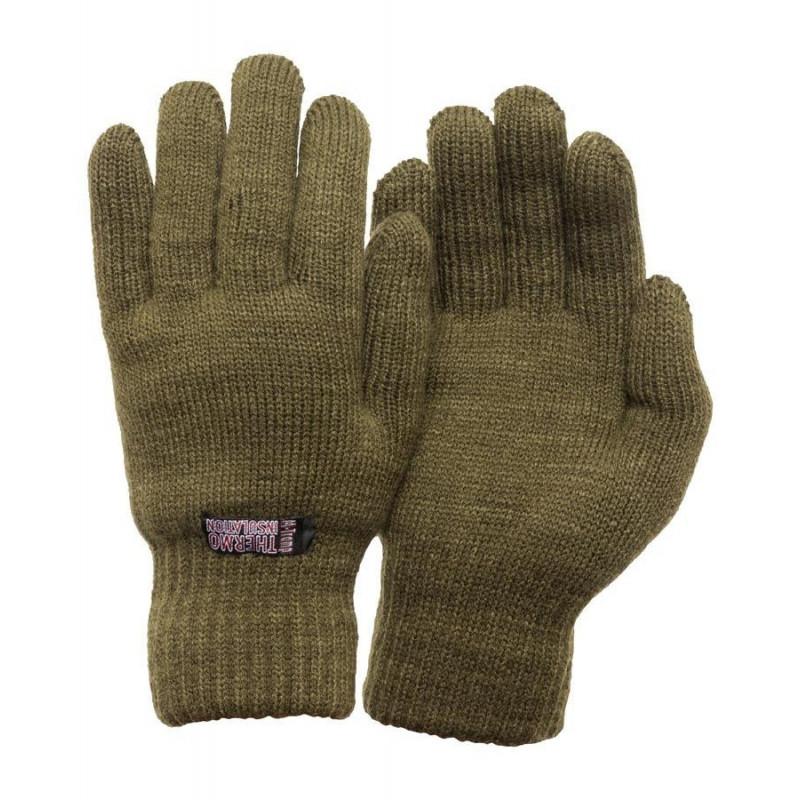 M-Tramp Thermo rukavice | zelene