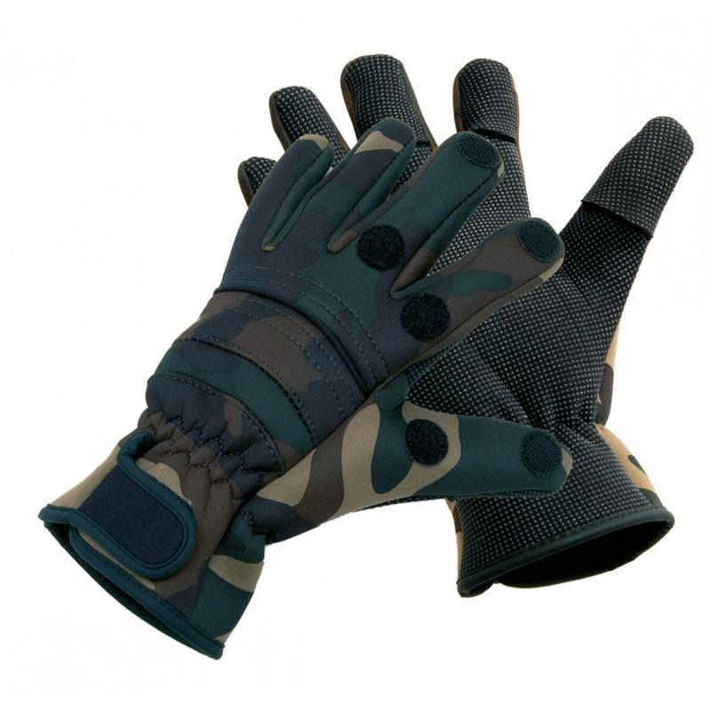 Behr Power rukavice | maskirne, neopren