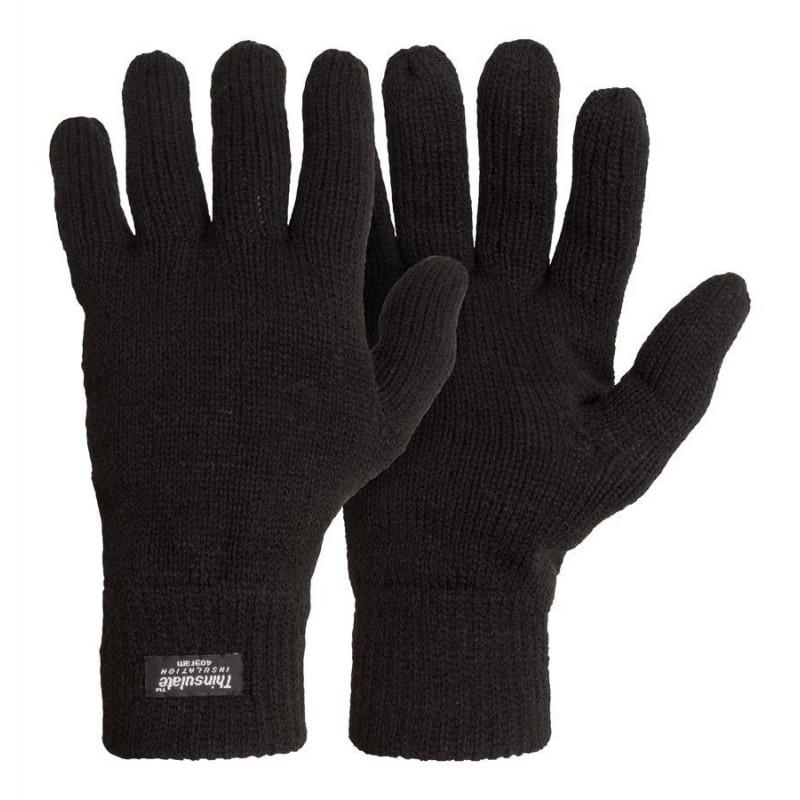 M-Tramp Thinsulate rukavice | crne