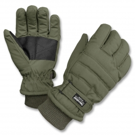Mil-tec Thinsulate rukavice | Polyester