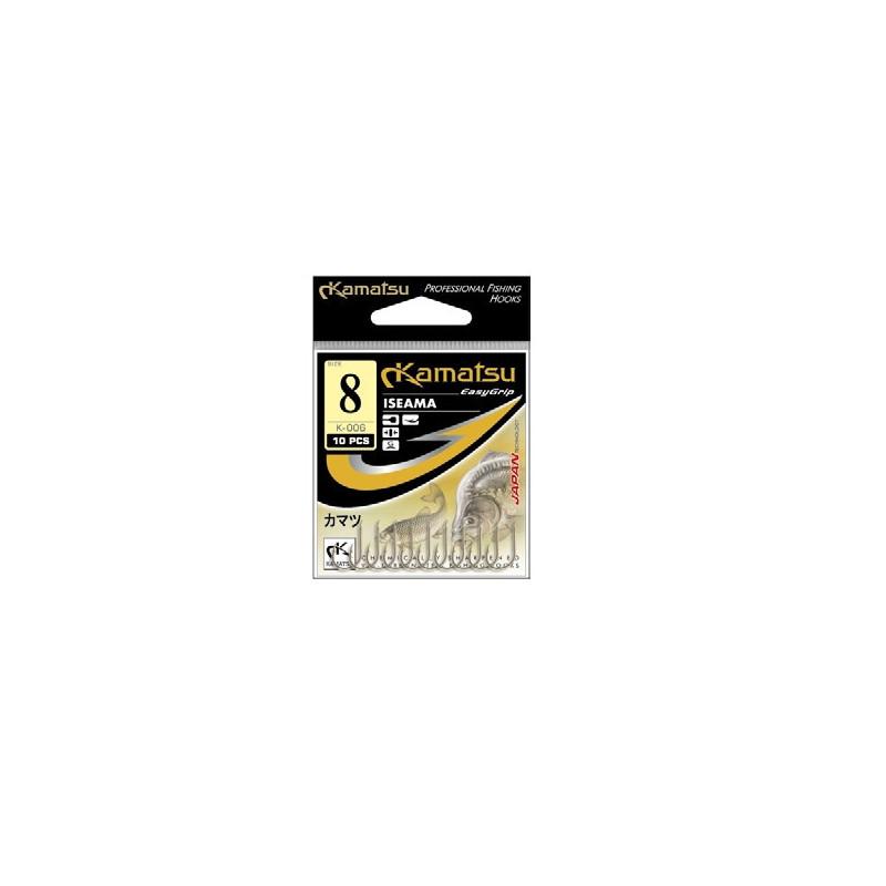 Kamatsu Iseama Gold K-006 udice | 10/1