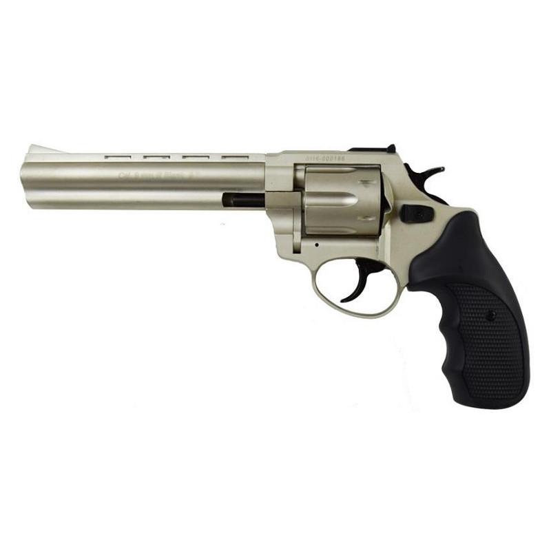 """Zoraki plinski revolver R1 - 6,5"""" Chrome"""