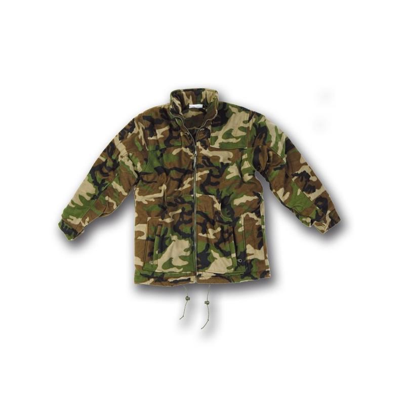 BluCity Fleece jakna