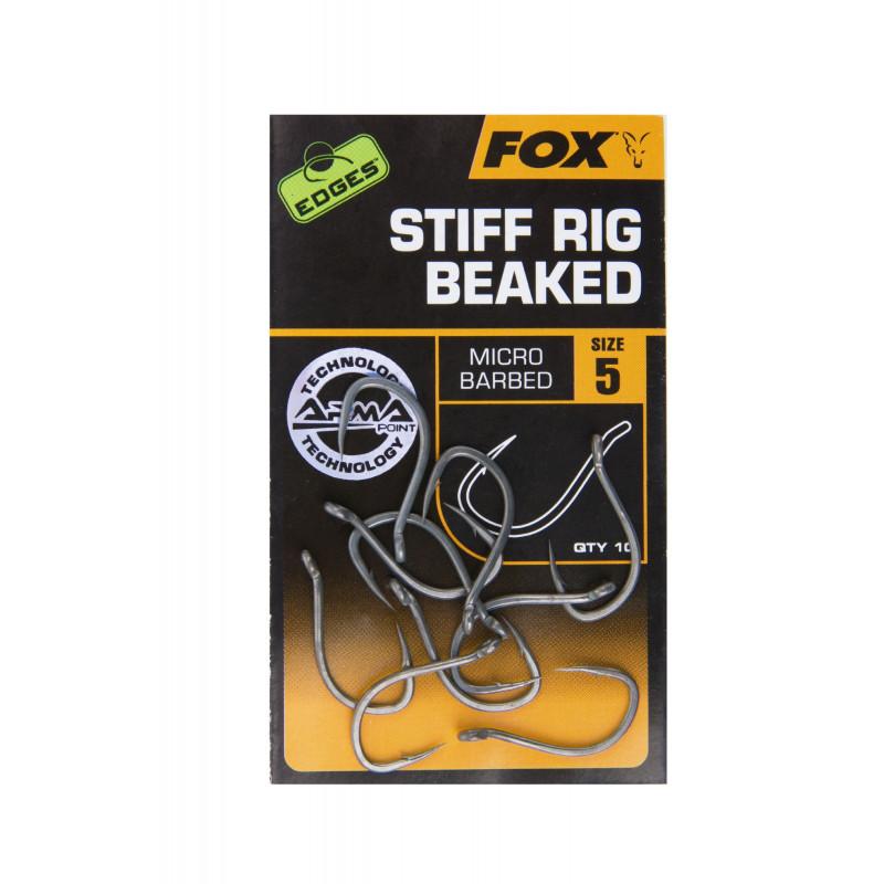 Fox Edges™ Stiff Rig Breaked udice