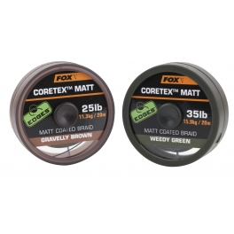 Fox Edges™ Cortex™ Matt upredenica