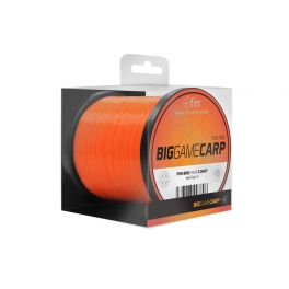 FIN Big game CARP / fluo orange najlon | 1200m