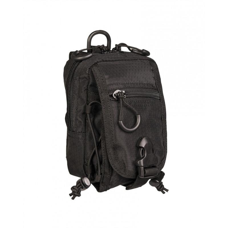 Mil-tec HEXTAC® torbica za remen | crna