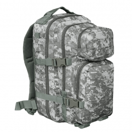 Mil-tec US Assault SM Laser Cut ruksak | digital | 20l