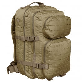 Mil-tec US Assault LG Laser Cut ruksak | coyote | 36l