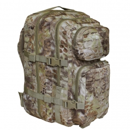 Mil-tec US Assault LG Laser Cut ruksak | mandra tan | 36l