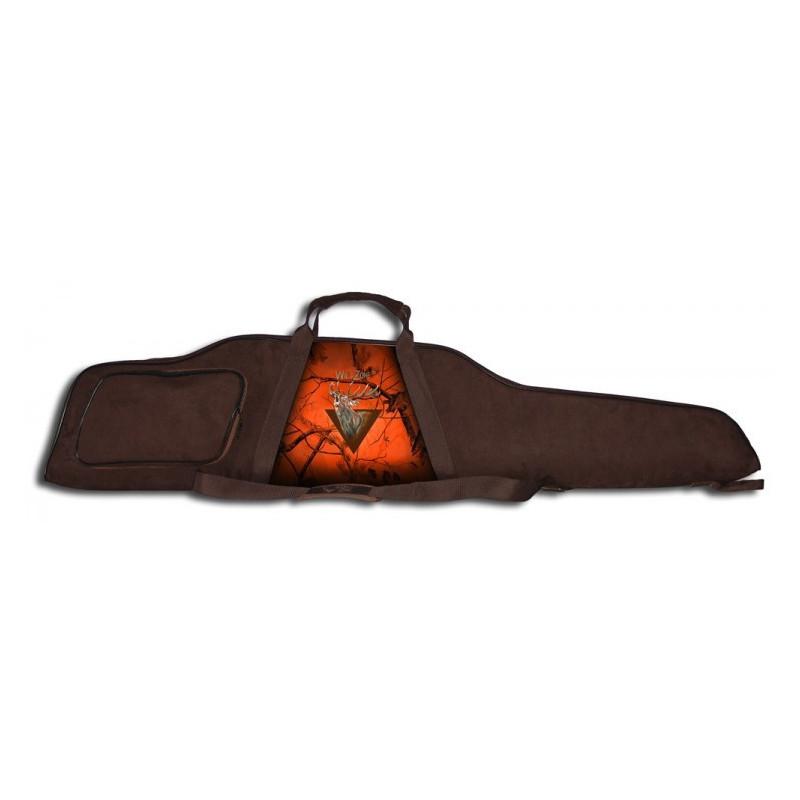 WildZone torba za pušku 133x10x30cm | orange jelen