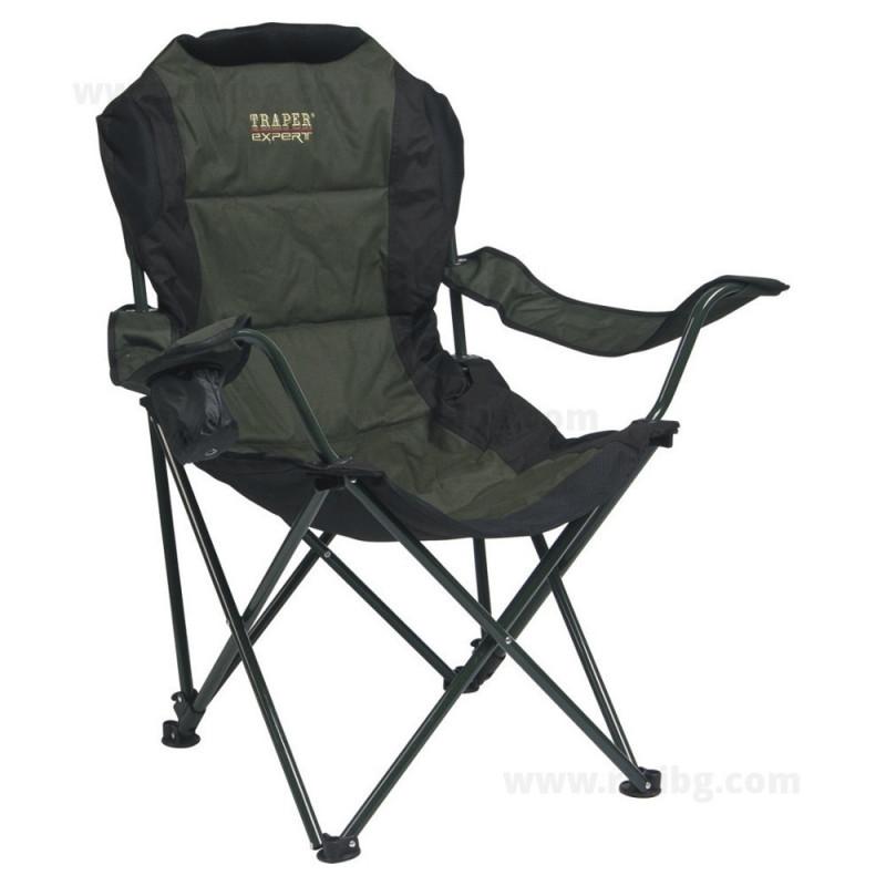 Traper Expert sklopiva stolica | 60x55x105cm